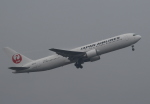 セブンさんが、成田国際空港で撮影した日本航空 767-346/ERの航空フォト(飛行機 写真・画像)