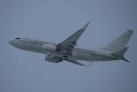 セブンさんが、新千歳空港で撮影したメトロジェット 737-7EI BBJ の航空フォト(飛行機 写真・画像)