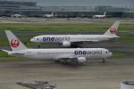 トオルさんが、羽田空港で撮影した日本航空 767-346の航空フォト(写真)