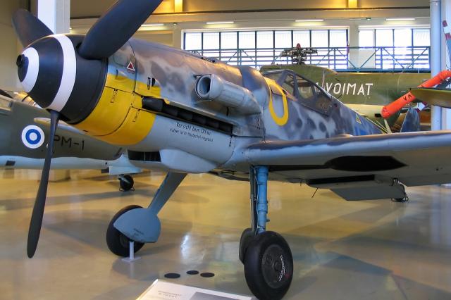 フィンランド空軍 Messerschmitt...