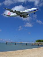 那覇空港 - Naha Airport [OKA/ROAH]で撮影されたチャイナエアライン - China Airlines [CI/CAL]の航空機写真