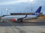 TUILANYAKSUさんが、ベルゲン空港で撮影したスカンジナビア航空 737-705の航空フォト(写真)
