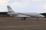 北の熊さんが、新千歳空港で撮影したTVPX ARS INC TRUSTEE  Falcon 2000EXの航空フォト(写真)