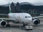batabatatasukeさんが、台北松山空港で撮影したエバー航空 A330-302Xの航空フォト(写真)