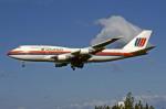 Gambardierさんが、伊丹空港で撮影したユナイテッド航空 747-422の航空フォト(飛行機 写真・画像)