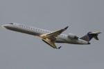天空の鳩さんが、トロント・ピアソン国際空港で撮影したゴージェット・エアラインズ CL-600-2C10 Regional Jet CRJ-702の航空フォト(写真)