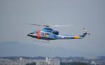 kumagorouさんが、仙台空港で撮影した警視庁 412EPの航空フォト(飛行機 写真・画像)