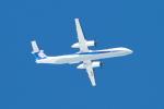 Tomo_mczさんが、新田原基地で撮影したANAウイングス DHC-8-402Q Dash 8の航空フォト(飛行機 写真・画像)