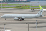 tsubasa0624さんが、羽田空港で撮影したベルギー空軍 A321-231の航空フォト(飛行機 写真・画像)