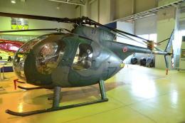 md11jbirdさんが、石川県立航空プラザ で撮影した陸上自衛隊 OH-6Jの航空フォト(飛行機 写真・画像)