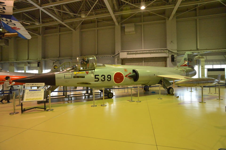 md11jbirdさんの航空自衛隊 Mitsubishi F-104 (46-8539) 航空フォト