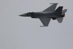 チャッピー・シミズさんが、芦屋基地で撮影したアメリカ空軍 F-16C Fighting Falconの航空フォト(写真)