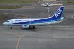 セブンさんが、新千歳空港で撮影したANAウイングス 737-5L9の航空フォト(飛行機 写真・画像)