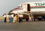 kumagorouさんが、新潟空港で撮影した東亜国内航空 MD-81 (DC-9-81)の航空フォト(飛行機 写真・画像)