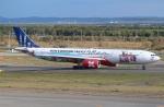 セブンさんが、新千歳空港で撮影したエアアジア・エックス A330-343Xの航空フォト(飛行機 写真・画像)