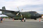 Echo-Kiloさんが、カウハバ飛行場で撮影したドイツ空軍 C-160Dの航空フォト(写真)
