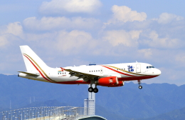 kix-boobyさんが、関西国際空港で撮影したキングフィッシャー航空 A319-133CJの航空フォト(飛行機 写真・画像)