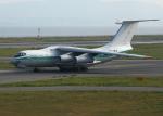 suke55さんが、関西国際空港で撮影したアルジェリア空軍 Il-76TDの航空フォト(写真)