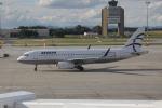 しかばねさんが、フェレンツリスト国際空港で撮影したエーゲ航空 A320-232の航空フォト(写真)