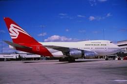 Fuseyaさんが、シドニー国際空港で撮影したオーストラリア・アジア・エアラインズ 747SP-38の航空フォト(飛行機 写真・画像)