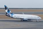 Scotchさんが、中部国際空港で撮影したBBJ One 737-7CJ BBJの航空フォト(飛行機 写真・画像)