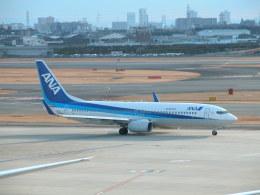 しゃこ隊さんが、伊丹空港で撮影した全日空 737-881の航空フォト(飛行機 写真・画像)
