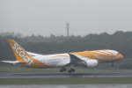 ATOMさんが、成田国際空港で撮影したスクート (〜2017) 787-8 Dreamlinerの航空フォト(飛行機 写真・画像)