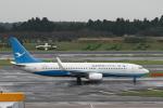ATOMさんが、成田国際空港で撮影した厦門航空 737-85Cの航空フォト(飛行機 写真・画像)