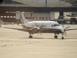 TUILANYAKSUさんが、パリ オルリー空港で撮影したツインジェット 1900Dの航空フォト(飛行機 写真・画像)