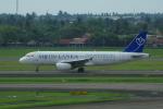 かずまっくすさんが、スカルノハッタ国際空港で撮影したミヒン・ランカ A320-232の航空フォト(写真)