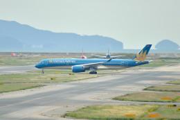 c59さんが、関西国際空港で撮影したベトナム航空 A350-941の航空フォト(飛行機 写真・画像)