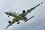 パンダさんが、成田国際空港で撮影したフィンエアー A350-941の航空フォト(飛行機 写真・画像)