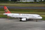 kumagorouさんが、仙台空港で撮影したトランスアジア航空 A320-232の航空フォト(飛行機 写真・画像)