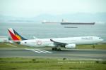 かみきりむしさんが、中部国際空港で撮影したフィリピン航空 A330-343Eの航空フォト(写真)