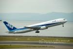 かみきりむしさんが、中部国際空港で撮影した全日空 767-381/ERの航空フォト(写真)