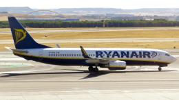 航空フォト:EI-DHA ライアンエア 737-800