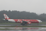 ATOMさんが、成田国際空港で撮影したタイ・エアアジア・エックス A330-343Eの航空フォト(飛行機 写真・画像)