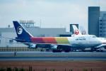 トロピカルさんが、成田国際空港で撮影したエア・パシフィック 747-238Bの航空フォト(写真)