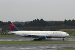 ATOMさんが、成田国際空港で撮影したデルタ航空 777-232/ERの航空フォト(写真)