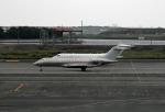 tsubasa0624さんが、羽田空港で撮影したビスタジェット BD-700-1A10 Global 6000の航空フォト(写真)