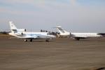 北の熊さんが、新千歳空港で撮影したガスプロムアビアの航空フォト(写真)