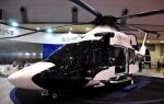 チャーリーマイクさんが、東京ビックサイトで撮影したエアバス H160の航空フォト(写真)