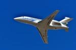 Dojalanaさんが、函館空港で撮影したガスプロムアビア Falcon 900の航空フォト(写真)
