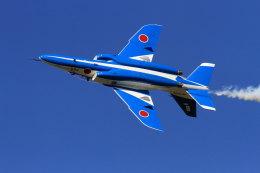non-nonさんが、浜松基地で撮影した航空自衛隊 T-4の航空フォト(飛行機 写真・画像)