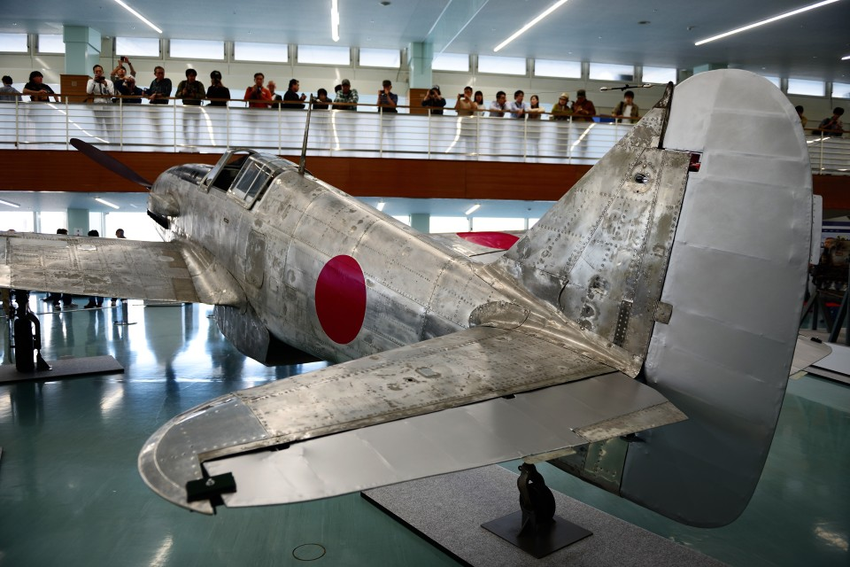 T.Sazenさんの日本陸軍 Kawasaki Ki-61 Hien (---) 航空フォト