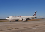 さすけさんが、ジョージ・ブッシュ・インターコンチネンタル空港で撮影したエールフランス航空 777-228/ERの航空フォト(写真)