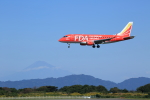 VEZEL 1500Xさんが、静岡空港で撮影したフジドリームエアラインズ ERJ-170-100 (ERJ-170STD)の航空フォト(写真)