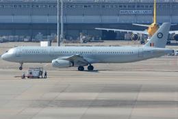 jun☆さんが、関西国際空港で撮影したベルギー空軍 A321-231の航空フォト(飛行機 写真・画像)