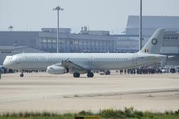 Wings Flapさんが、関西国際空港で撮影したベルギー空軍 A321-231の航空フォト(飛行機 写真・画像)