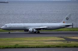 harahara555さんが、羽田空港で撮影したベルギー空軍 A321-231の航空フォト(飛行機 写真・画像)